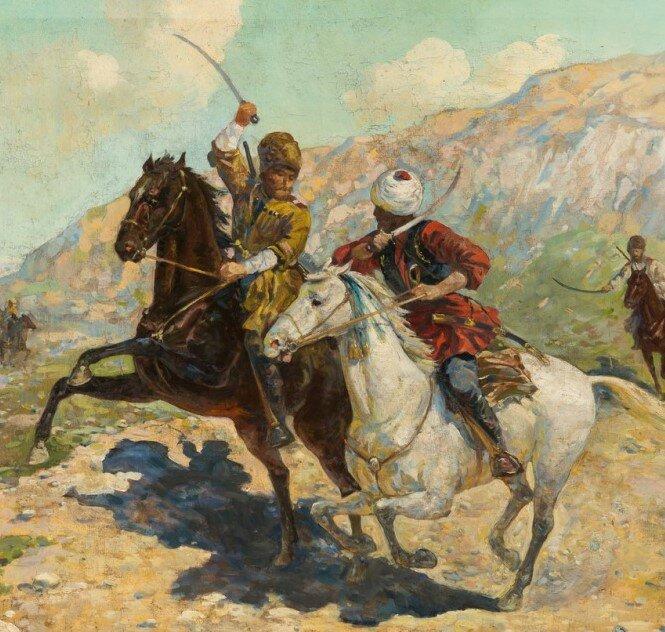 """""""Один верно направленный удар избавляет от второго"""": кавалерийский офицер о сабле и рубке (1859 год)"""