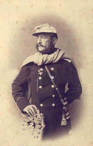 Как немецкий князь линейными казаками командовал