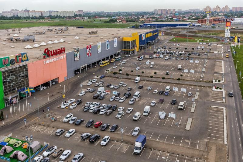 Торговый центр «Мега Адыгея – Кубань» эвакуировали