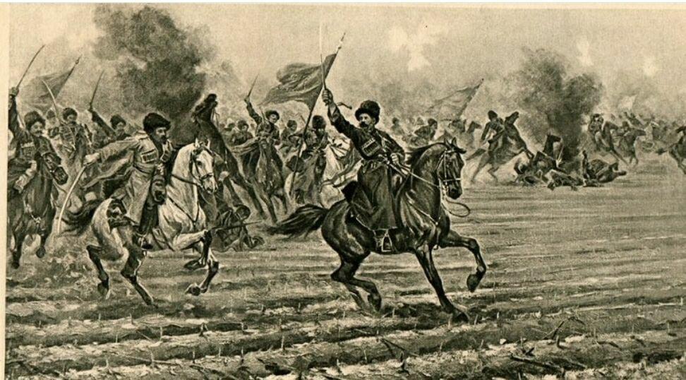 Бой Даховского отряда с убыхами