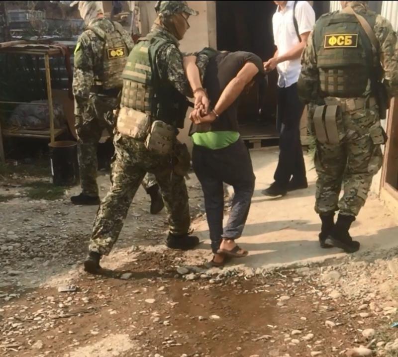 УФСБ в Адыгее задержало подозреваемого в связи с террористической организацией