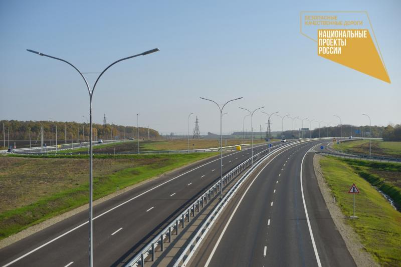 Адыгея названа в числе регионов-лидеров по строительству дорог в рамках нацпроекта