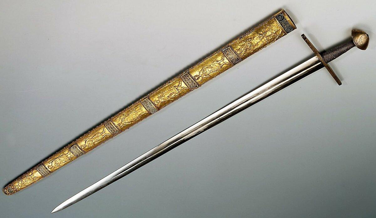 Коронационные мечи Европы: подлинники, подделки и новоделы