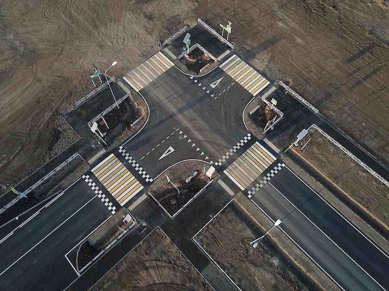 Дорожный бум. Адыгея в течение 2019-2020 годов успешно реализует несколько масштабных проектов