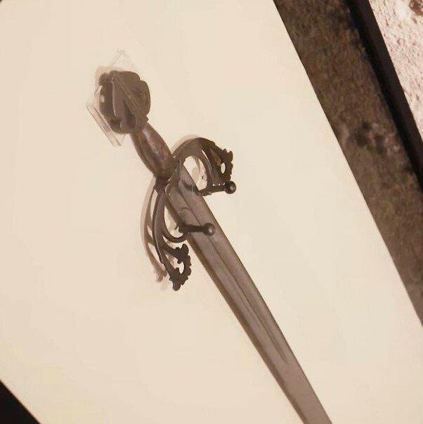 1,6 млн. евро за подделку: Тисона, меч национального героя Испании
