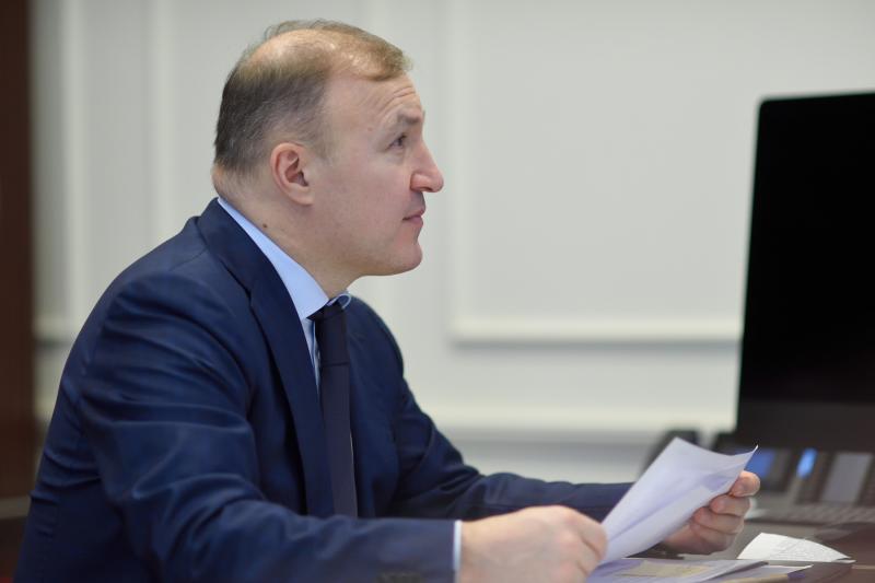 Глава Адыгеи провел личный прием граждан в приемной президента России