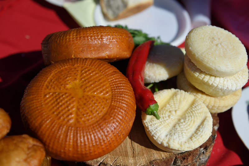 В Адыгее цены на продукты национального стола замедлили свой рост