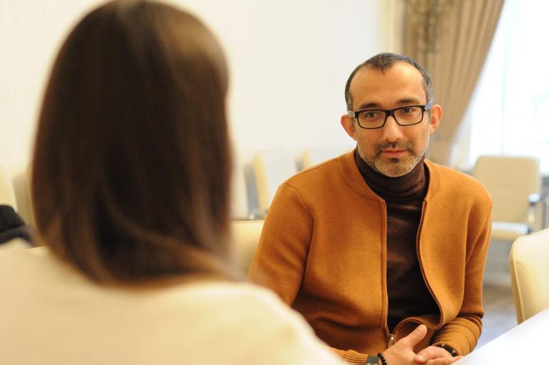 Казбек Коджешау: «Наша задача — усовершенствовать обратную связь власти с жителями Адыгеи»