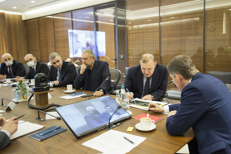 Минэкономразвития РФ будет поддерживать создание горнолыжного курорта в Адыгее