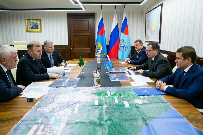 В Минтрансе РФ обсудили развитие дорожной инфраструктуры Адыгеи