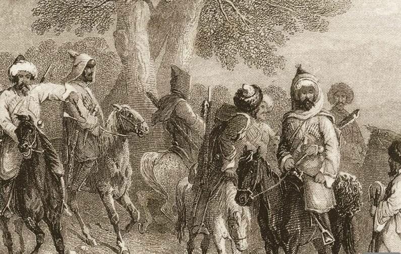 Вооруженная борьба черкесов с российской экспансией на Кавказе