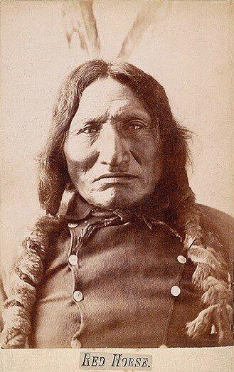 Разгром американцев в 1876 году глазами индейцев