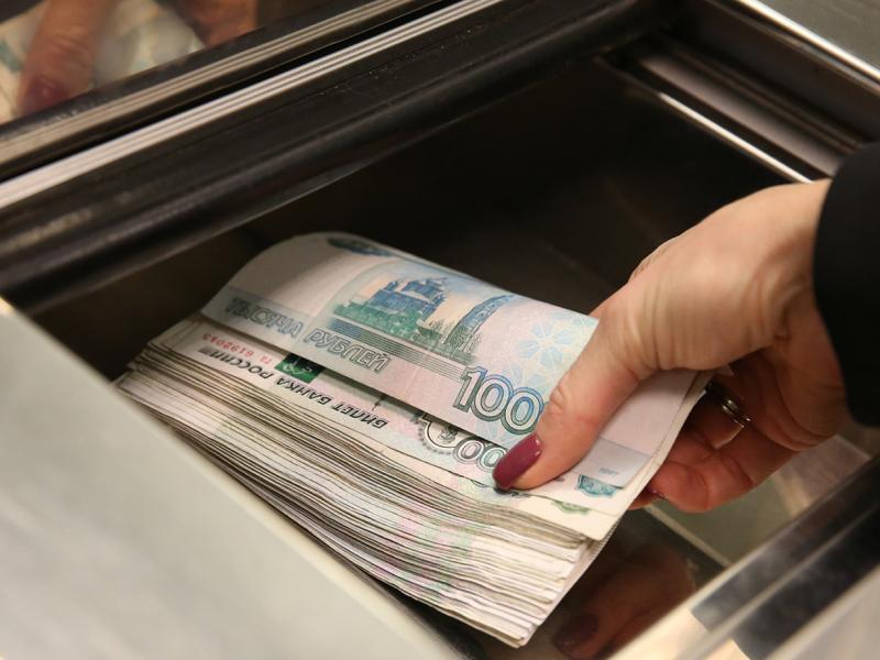 В Адыгее увеличился объем средств на банковских счетах