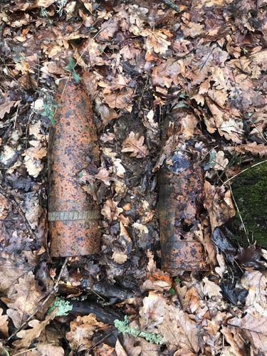 В Адыгее обезвредили снаряды времен Великой Отечественной войны