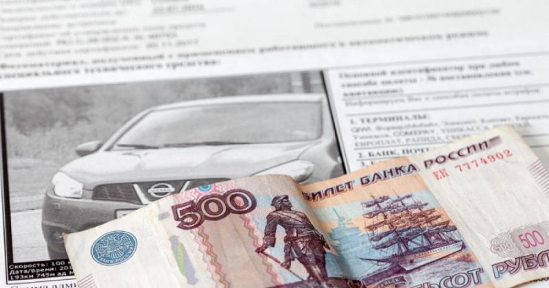 Житель Адыгеи заплатил 80 тыс рублей исполнительского сбора за 140 просроченных штрафов ГИБДД