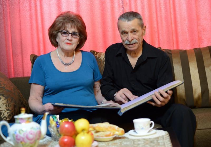 Семья из Адыгеи, отметившая золотую свадьбу, - о сохранении традиций и воспитании