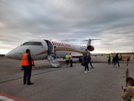 Открыт авиарейс «Нальчик - Сочи»