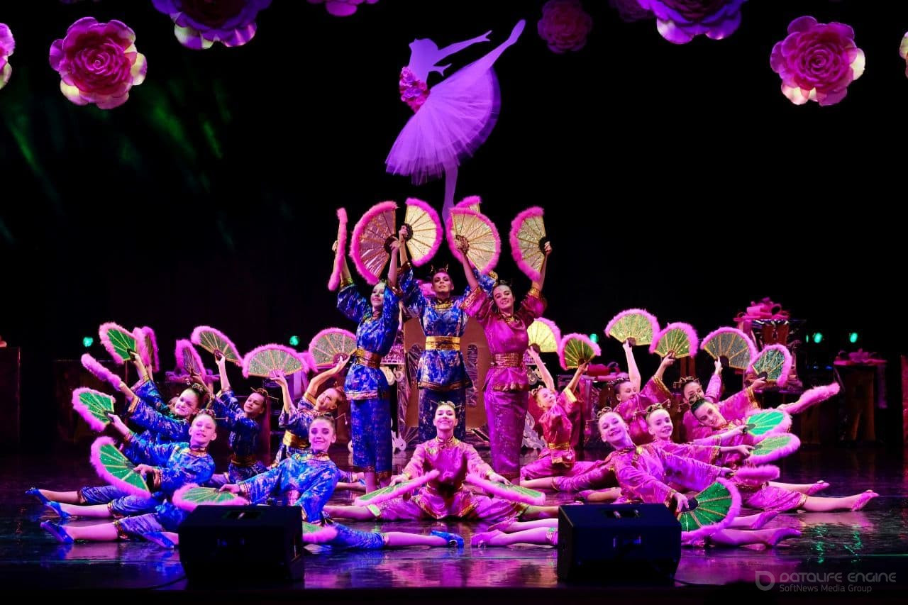 Детский хореографический ансамбль «Сюрприз» из Адыгеи принимает участие в танцевальном проекте на канале «Культура»
