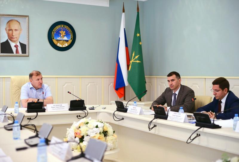 На развитие электросетевого комплекса Адыгеи будет направлено 4,2 млрд. рублей до 2023 года